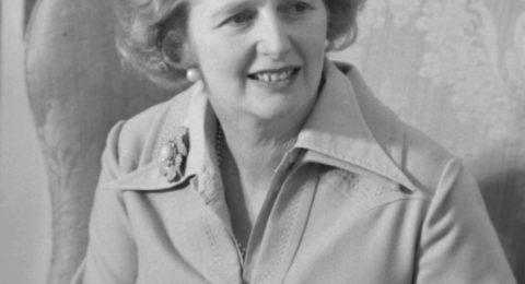 El caso de Margaret Thatcher y China: Hong Kong