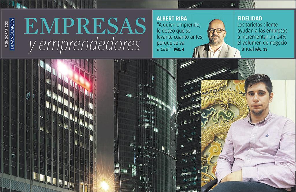 """""""Entenderse hablando es negociar mejor"""" Entrevista con Aleix González"""
