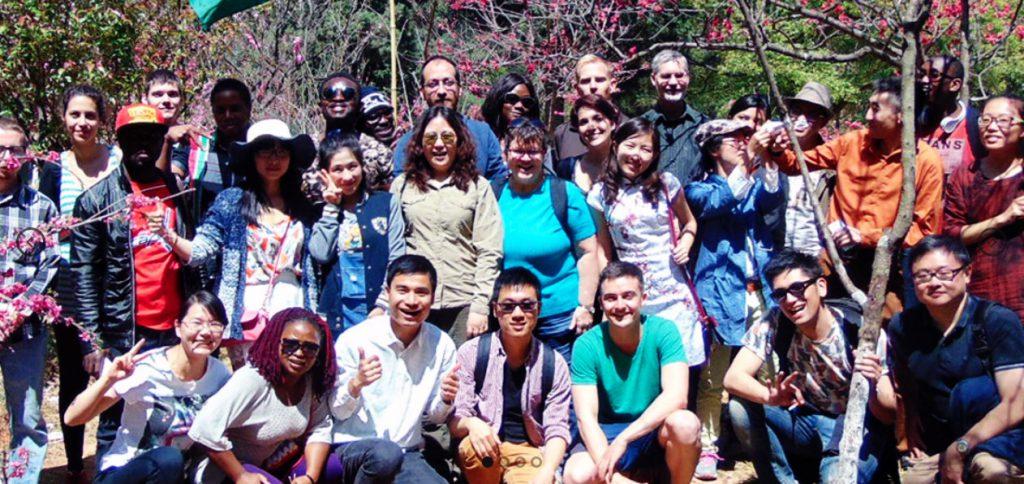 Estudiante en Yunnan