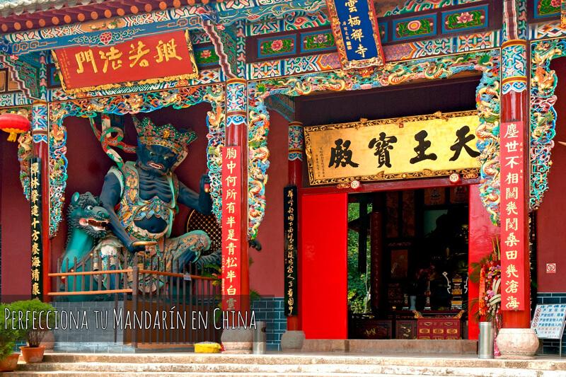 Perfecciona tu mandarín en China